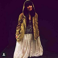 jackets and maxi skirts