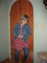 Freeport Plaid Shirtdress style pic