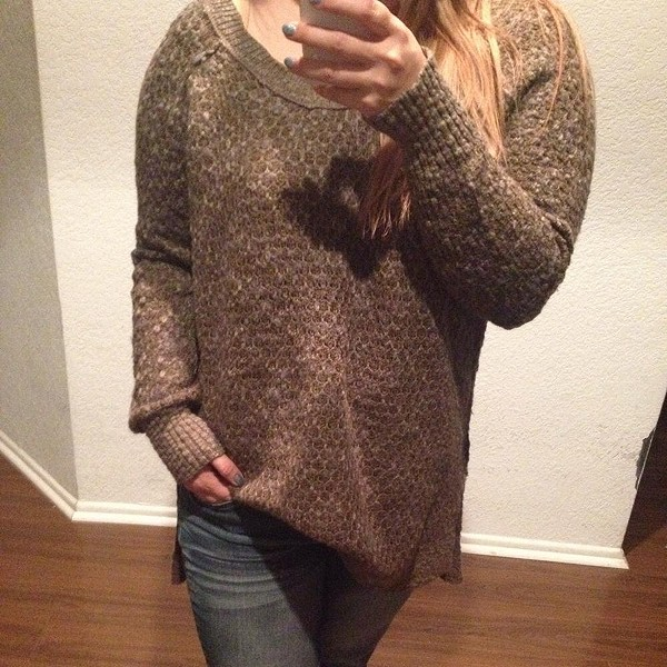 yay for textured sweaters!!!!!