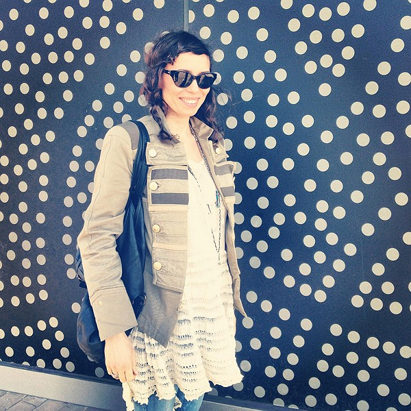 Phoenix Sweater Tunic style pic