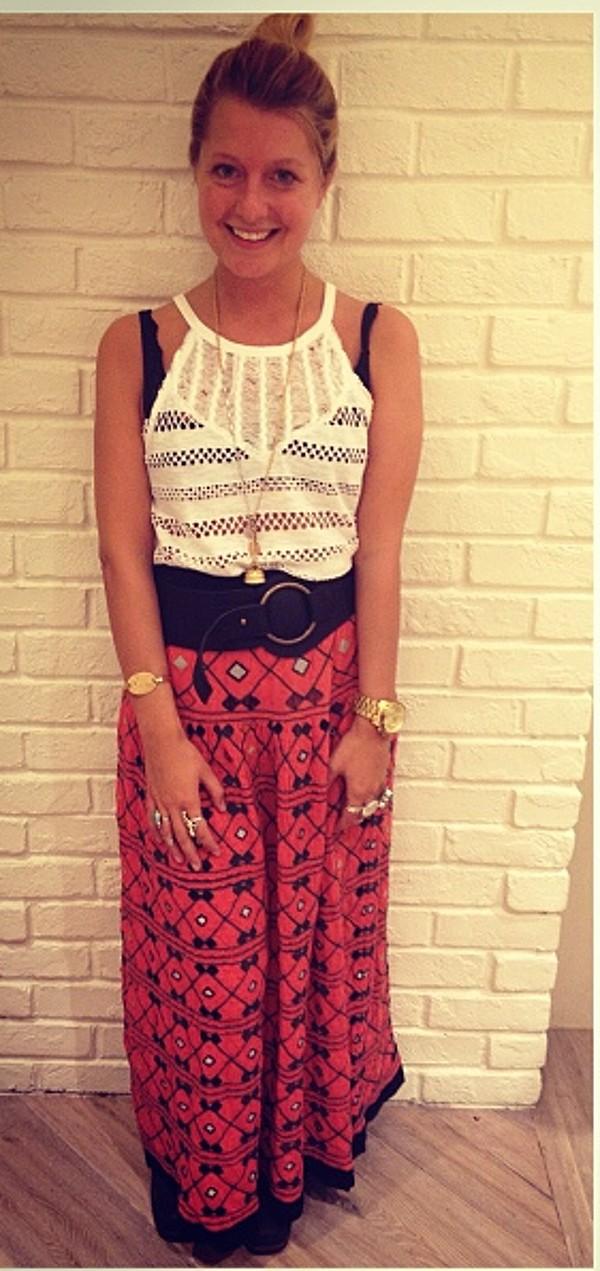 Delhi Dreams Skirt style pic