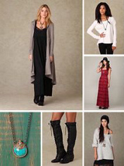 cozy comfy fall collection