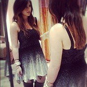 Reflected Moonlight Dress style pic