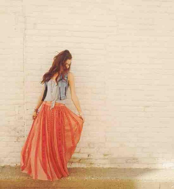 dancin skirt