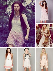 Girly looks