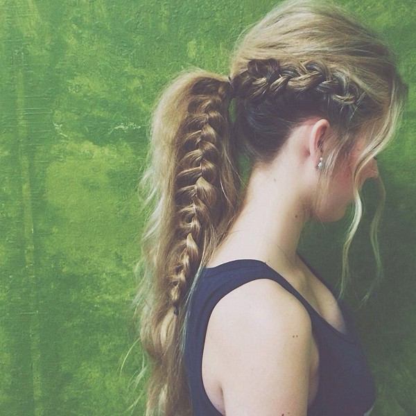 Freepeople inspired hair i did