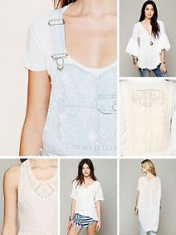 Current Obsession: anything white