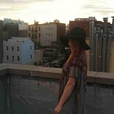 Roof Top in Brooklyn