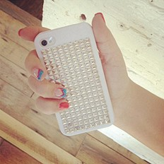 Studded iPhone 4/4S Case style pic