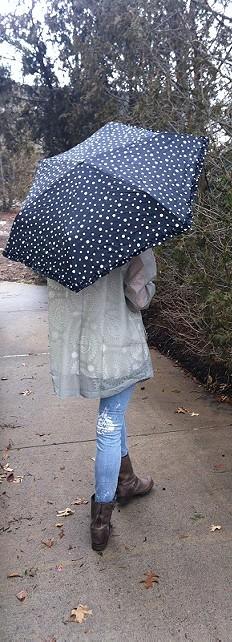 Catching Stars Raincoat style pic