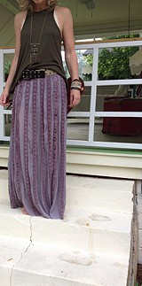 Perfect Summer Maxi Skirt