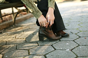 Ankle Boot style