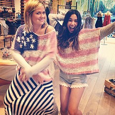 Flag Pullover style pic
