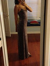 Velvet Gown Slip 