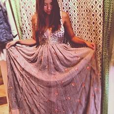 FP New Romantics Pennies From Heaven Dress style p