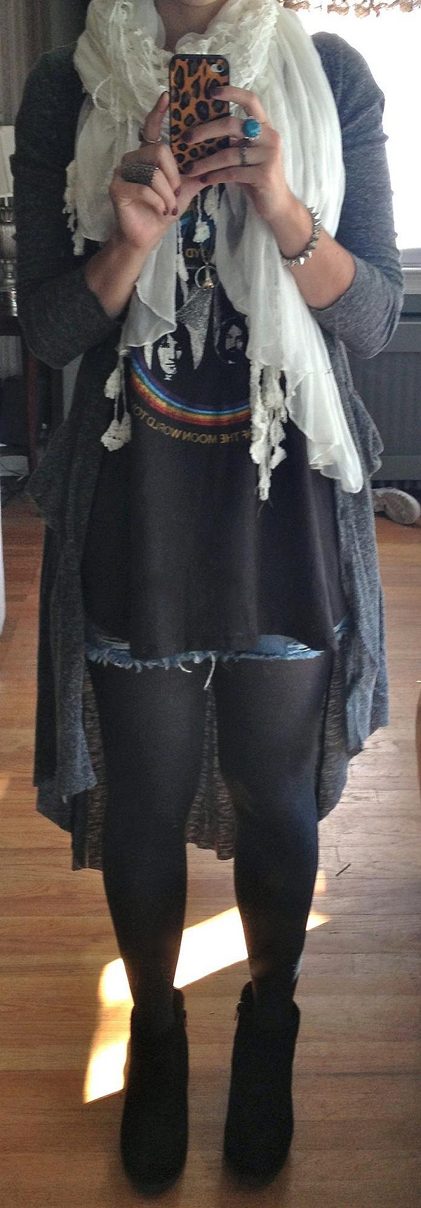 Ribbed Up Maxi Cardigan style pic