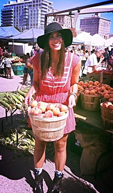 First Day of Fall @ the Farmer's Market