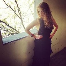 Black Dahlia Maxi Dress style pic