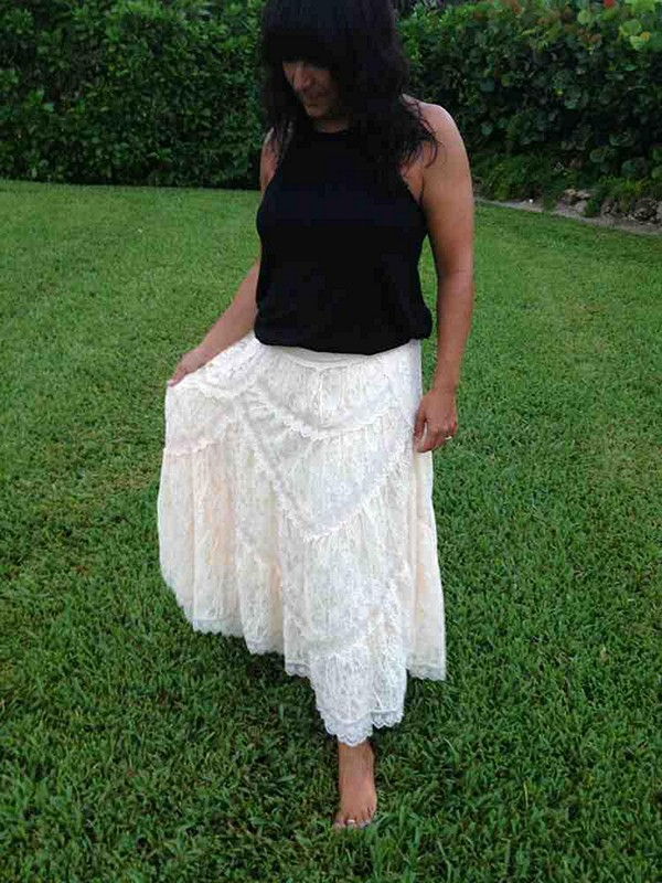 great summer skirt..