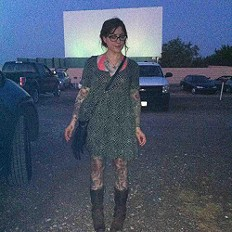 soul survivor dress at the drive in
