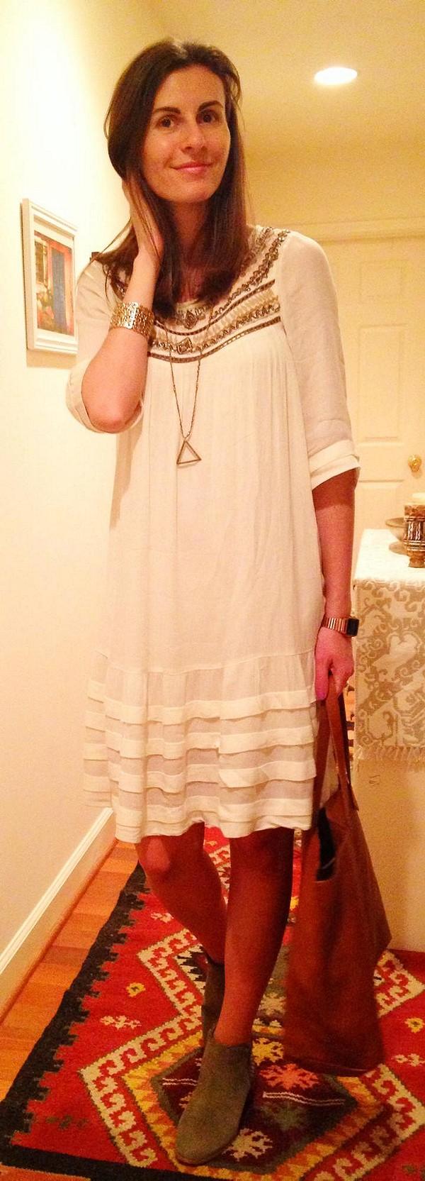 Ribbons And Rows Dress
