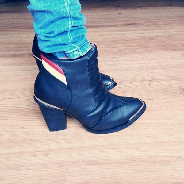 Danica Ankle Boot style pic