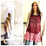 Skinny Pull On Crop- Nashville style!