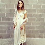 San Jose Maxi Dress style pic via Free People Aust