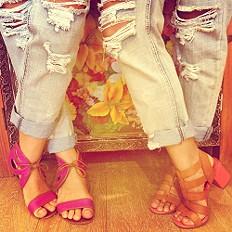 Fav BF jeans