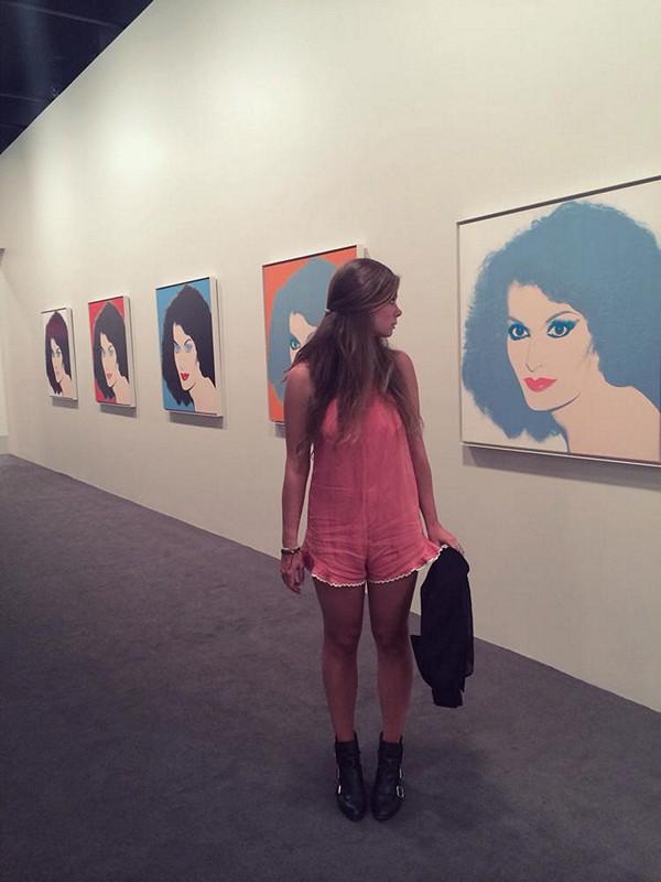 DVF Andy Warhols