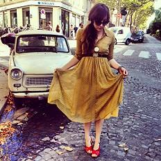 Fall time in Paris!
