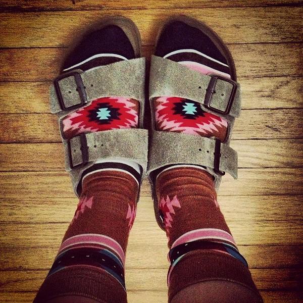 Birk & Socks