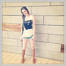 Sarafina Sandal style pic