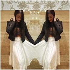 FP X Rhiannon Skirt style pic