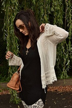FP ONE Softly Woven Jacket style pic