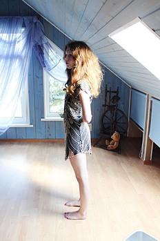 Butterfly V Dress style pic