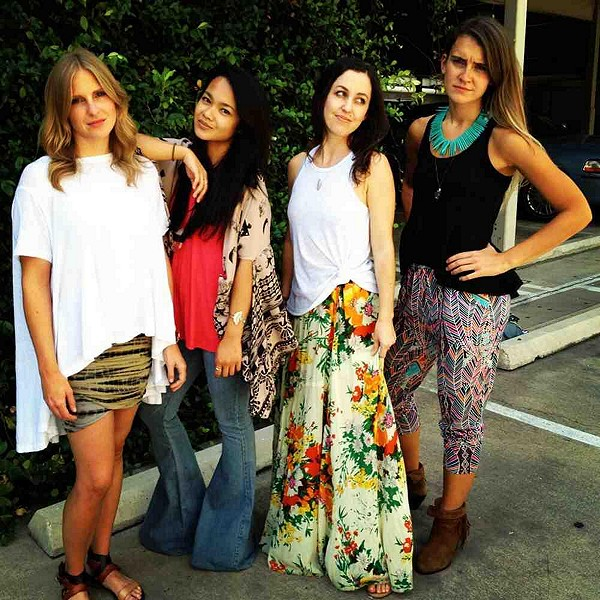 Free People Austin Lamar Team
