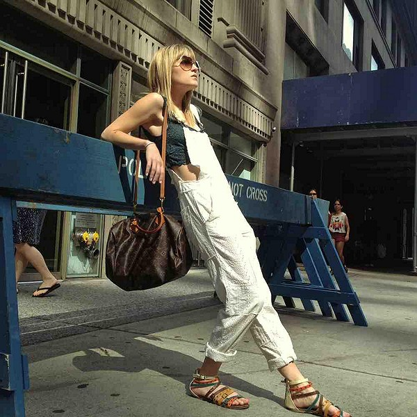 overalls in nyc