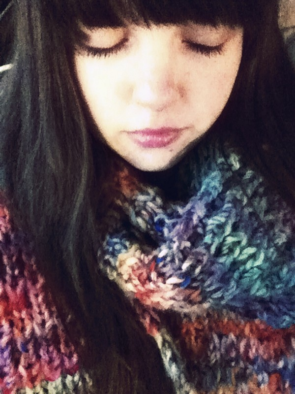 Forester Scarf style pic