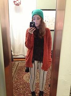 Winter's Child Cardigan style pic