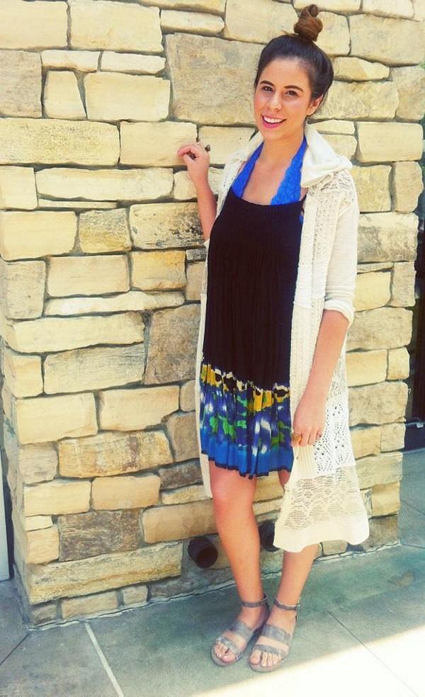 Cardigans & Summer Dresses