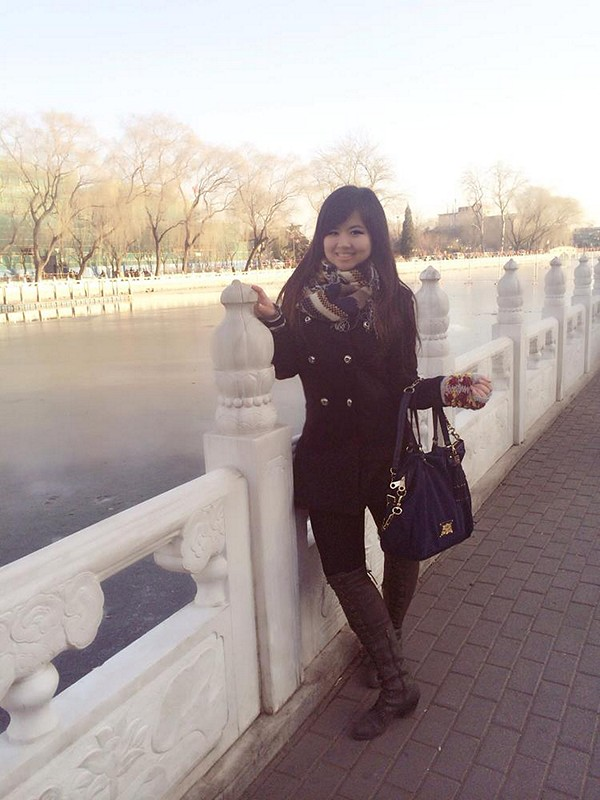 Free People rocking in Beijing