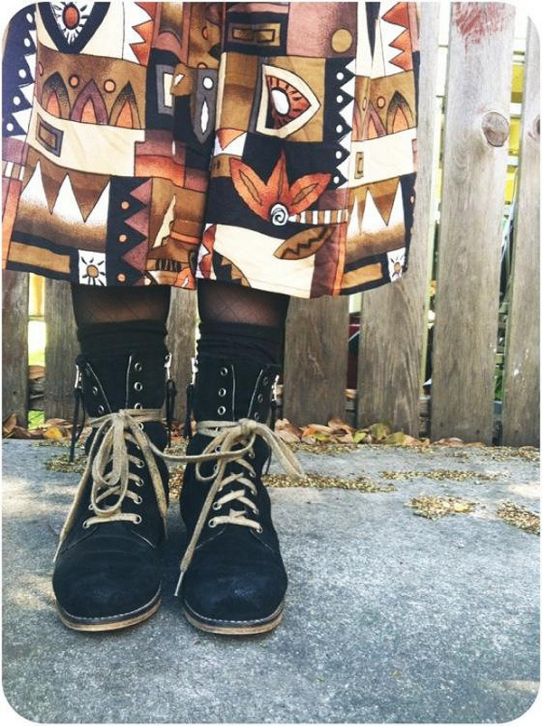 Greyson Lace Up Boot style pic