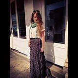 FP X Lydia Maxi Skirt 