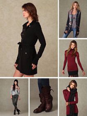 autumn layers collections contest