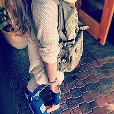 Bess X FP Marlow Backpack style pic