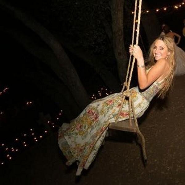 wisteria dress