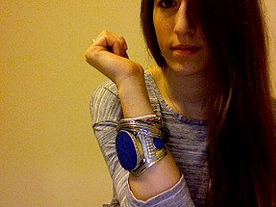 Roll The Stone Cuff style pic
