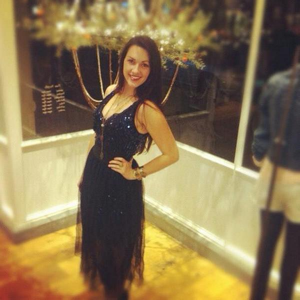 Shimmy Shimmy Party Dress style pic