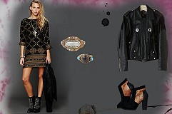 Dress, Booties, Ring...LOVE